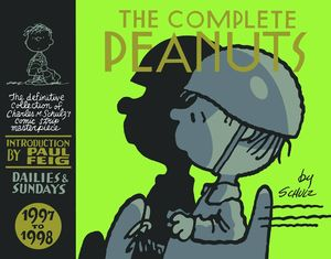 [Complete Peanuts: Volume 24: 1997-1998 (Hardcover) (Product Image)]