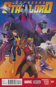 [Legendary Star-Lord #3 (Product Image)]