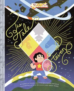 [Steven Universe: The Tale Of Steven (Hardcover) (Product Image)]