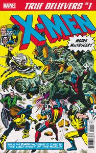 [True Believers: X-Men: Moira Mactaggert #1 (Product Image)]