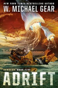 [Donovan: Book 5: Adrift (Hardcover) (Product Image)]