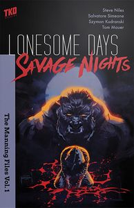 [Lonesome Days, Savage Nights (Product Image)]