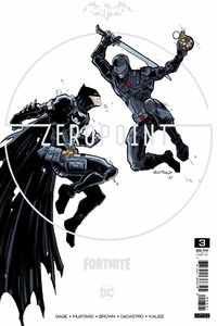 [Batman/Fortnite: Zero Point #3 (Premium Variant C) (Product Image)]
