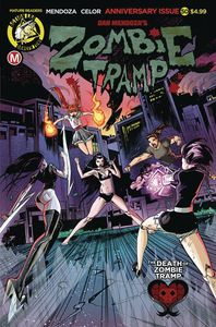 [Zombie Tramp Ongoing #50 (Cover A Celor) (Product Image)]