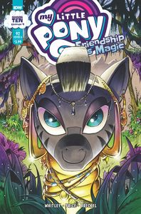 [My Little Pony: Friendship Is Magic #92 (Cover A Price) (Product Image)]