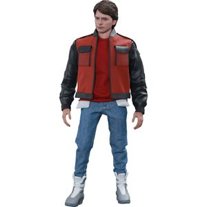 [Back To The Future: Part 2: Hot Toys Deluxe Action Figure: Marty McFly (Product Image)]