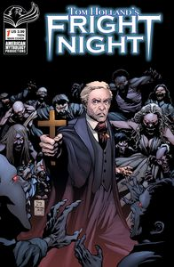 [Tom Holland's: Fright Night #1 (Cover A Martinez) (Product Image)]