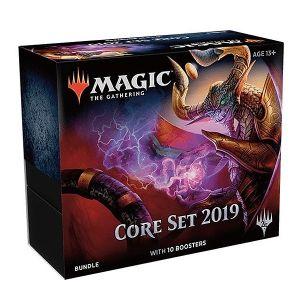 [Magic The Gathering: Core Set 2019: Bundle (Product Image)]