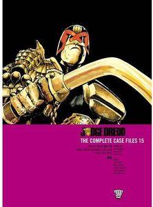 [2000AD: Judge Dredd: Complete Case Files: Volume 15 (Product Image)]