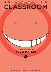 [Assassination Classroom: Volume 4 (Product Image)]