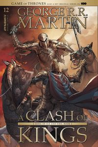 [Game Of Thrones: Clash Of Kings #12 (Cover A Miller) (Product Image)]