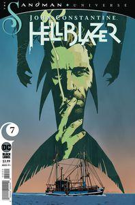 [John Constantine: Hellblazer #7 (Product Image)]