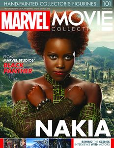 [Marvel Movie Collection #101: Nakia (Product Image)]
