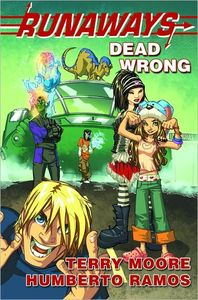 [Runaways: Volume 9: Dead Wrong (Digest) (Product Image)]
