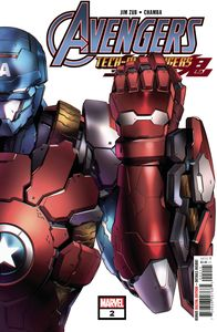 [Avengers: Tech-On #2 (Product Image)]