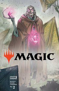 [Magic The Gathering #2 (2nd Printing Guara) (Product Image)]