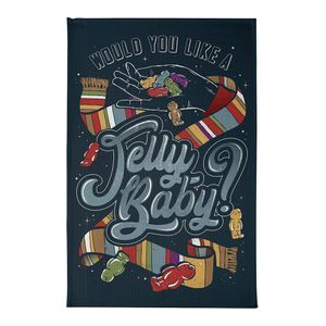 [Doctor Who: Tea Towel: Jelly Baby (Product Image)]