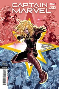 [Captain Marvel #30 (Product Image)]