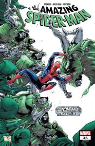 [Amazing Spider-Man #35 (2099) (Product Image)]