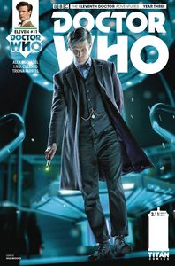 [Doctor Who: 11th Doctor: Year Three #11 (Cover B Photo) (Product Image)]