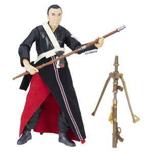 [Rogue One: A Star Wars Story: Black Series: Wave 4 Action Figure: Chirrut Imwe (Product Image)]