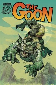[Goon #12 (Cover A Powell) (Product Image)]