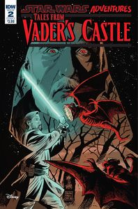 [Star Wars: Tales From Vaders Castle #2 (Cover A - Francavil) (Product Image)]