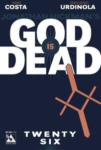 [God Is Dead #26 (Product Image)]