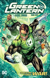 [Green Lantern By Geoff Johns: Book 3 (Product Image)]