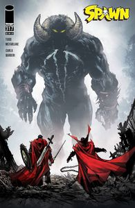 [Spawn #317 (Cover B McFarlane) (Product Image)]