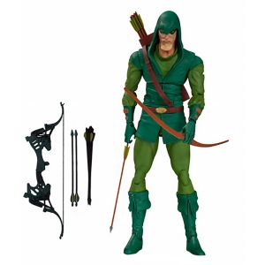 [DC Icons: Action Figures: Green Arrow (Product Image)]