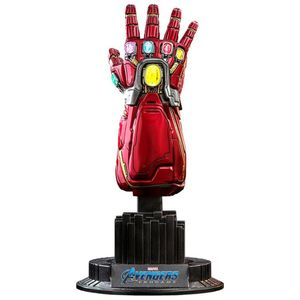 [Avengers: Endgame: 1:4 Scale Replica: Nano Gauntlet (Movie Promo Edition) (Product Image)]