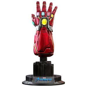 [Avengers: Endgame: 1:4 Scale Replica: Nano Gauntlet (Movie Promo Edition) (Product Image)]