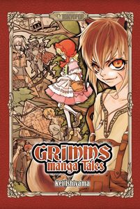 [Grimms Manga Tales (Product Image)]