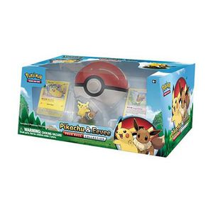 [Pokemon: The Card Game: Pikachu & Eevee Poke Ball Collection (Product Image)]