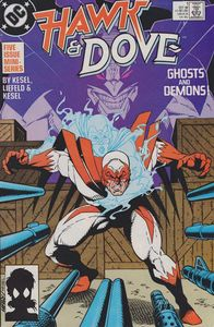 [Hawk & Dove: Ghost & Demons (Titan Edition) (Product Image)]
