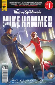 [Mike Hammer #1 (Cover B Ronald) (Product Image)]