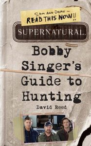 [Supernatural: Bobby Singer's Guide To Hunting (Product Image)]