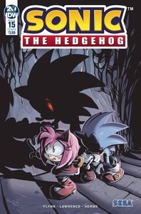 [Sonic The Hedgehog #15 (Cover B Skelly) (Product Image)]