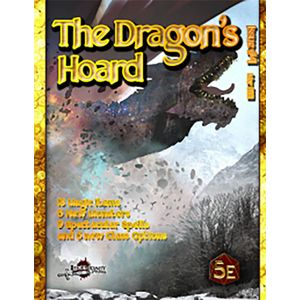 [The Dragon's Hoard: Issue #4 (5th Edition Compatible) (Product Image)]