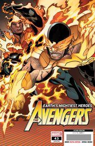 [Avengers #43 (2nd Printing Garron Variant) (Product Image)]