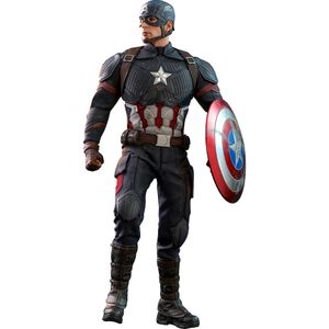 [Avengers: Endgame: Hot Toys Statue: Captain America (Product Image)]