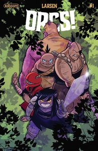 [Orcs #1 (Sweeney Boo Variant Edition) (Product Image)]