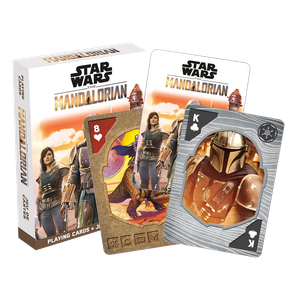 [Star Wars: The Mandalorian: Playing Cards (Product Image)]