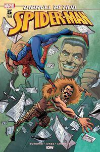 [Marvel Action: Spider-Man #5 (Jones) (Product Image)]