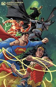 [Justice League #51 (Variant) (Product Image)]
