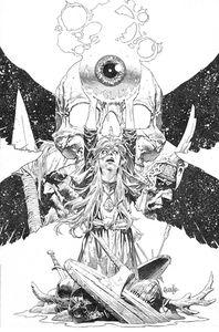 [Odinn's Eye #1 (Product Image)]