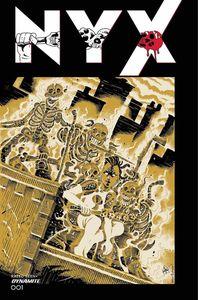 [Nyx #1 (Cover O Bonus TMNT Homage Haeser Variant) (Product Image)]