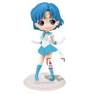 [Sailor Moon: Eternal: Q Posket Figure: Super Sailor Mercury (Version B) (Product Image)]