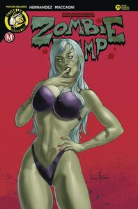 [Zombie Tramp: Ongoing #71 (Cover E Herman) (Product Image)]